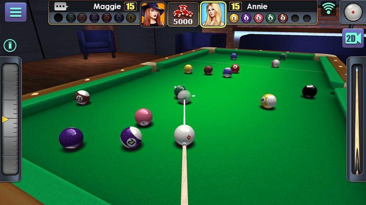 3D Pool Ball APK Mod