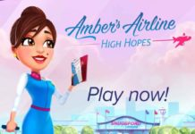 Amber's Airline - High Hopes APK Mod