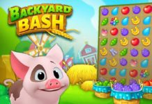Backyard Bash New Match 3 Pet Game APK Mod