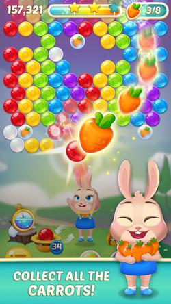 Bunny Pop 2 Beat the Wolf APK Mod
