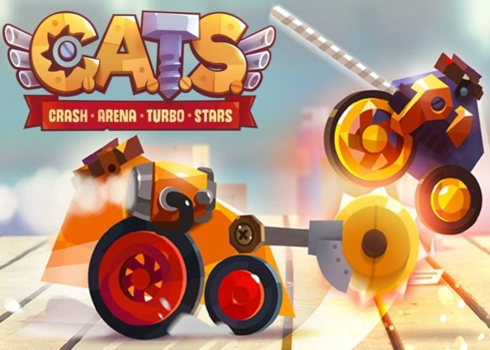 CATS Crash Arena Turbo Stars APK Mod