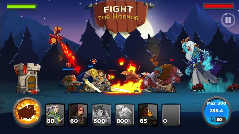Castle Kingdom Crush in Free APK Mod