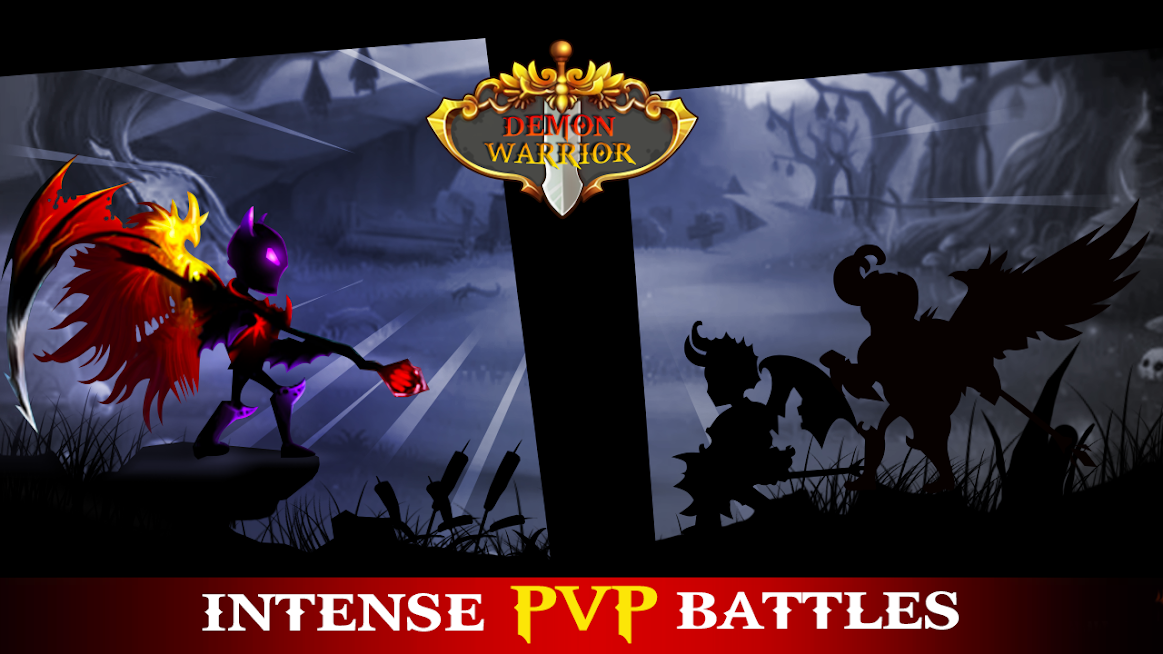 Demon Warrior APK Mod