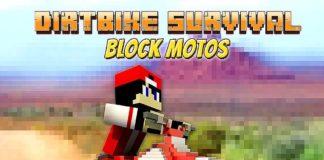 Dirtbike Survival Block Motos APK Mod