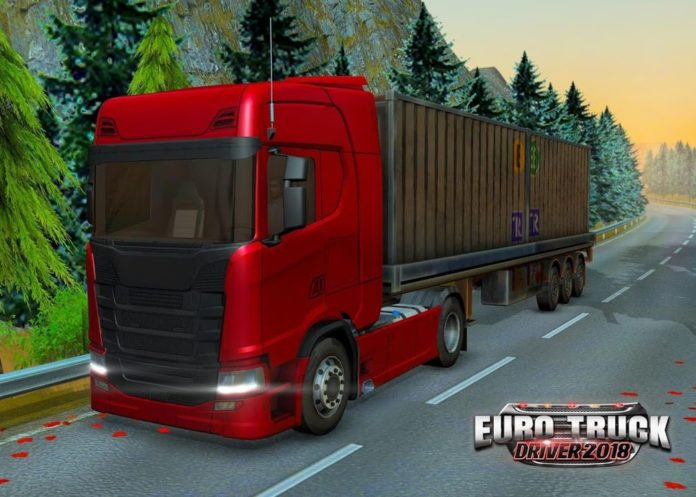 Euro Truck Driver 2018 APK Mod