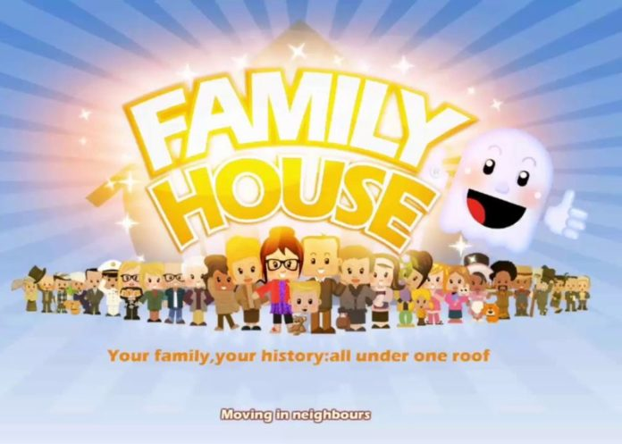 Family House - The Ultimate Dollhouse APK Mod