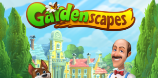 Gardenscapes - New Acres APK Mod