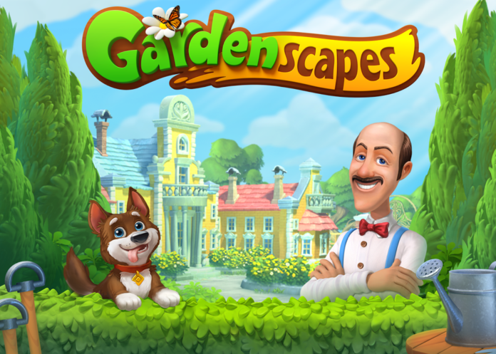 Gardenscapes - New Acres APK Mod