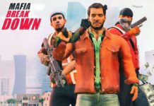 Grand City Street Mafia Gangster APK Mod