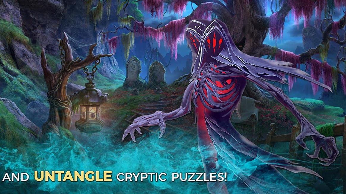 Hidden Objects - League of Light Edge of Justice APK Mod