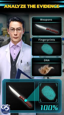 Homicide Squad Hidden Crimes APK Mod