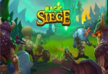 Magic Siege - Defender APK Mod