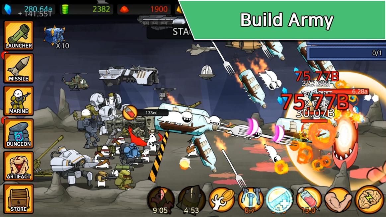 Missile Dude RPG APK Mod