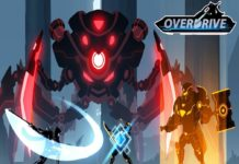 Overdrive - Ninja Shadow Revenge APK Mod
