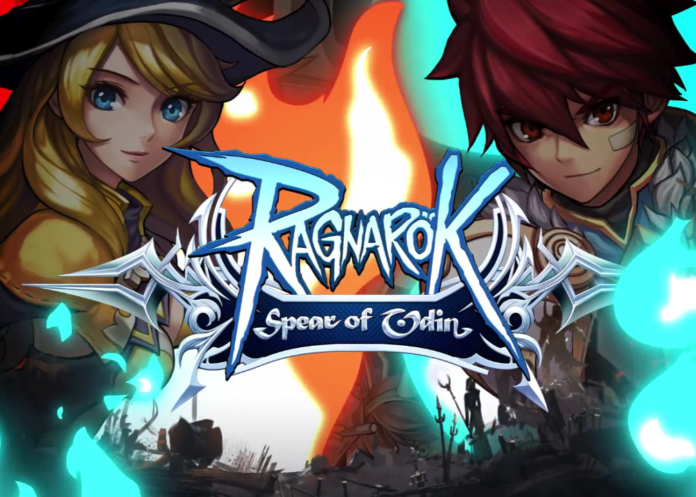 Ragnarok Spear Of Odin APK Mod