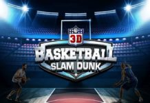 Slam Dunk Real Basketball - 3D Game APK Mod