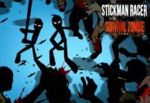 Stickman Racer Survival Zombie APK Mod