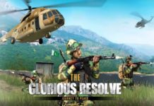 The Glorious Resolve Journey To Peace APK Mod