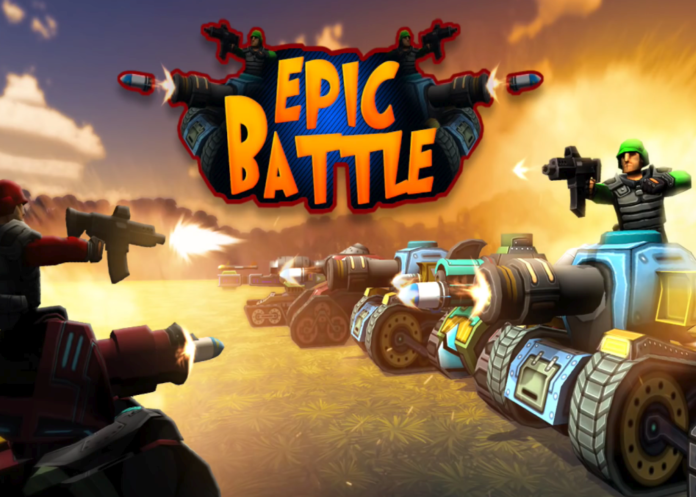 Totally Epic Battle Simulator – Ultimate War Games APK Mod