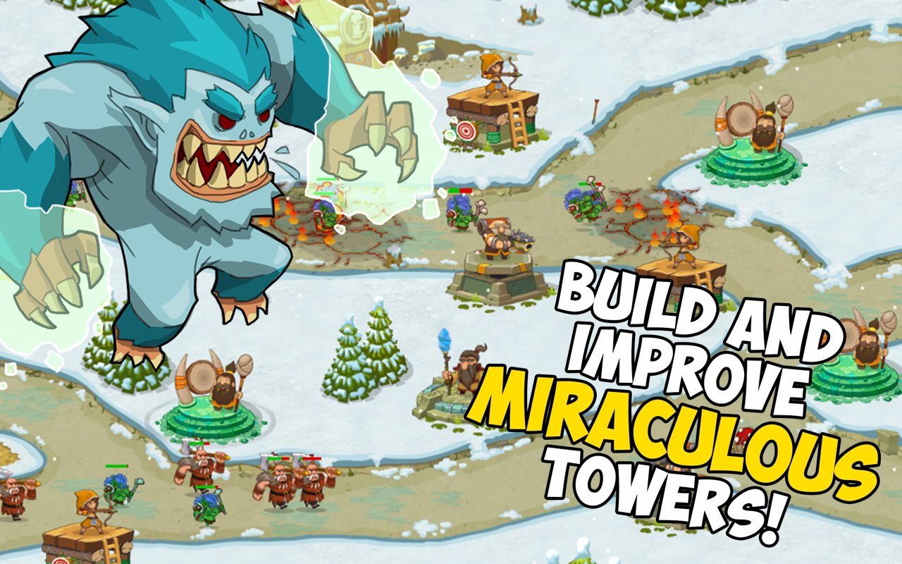 Tower Defense Magic Quest AK Mod