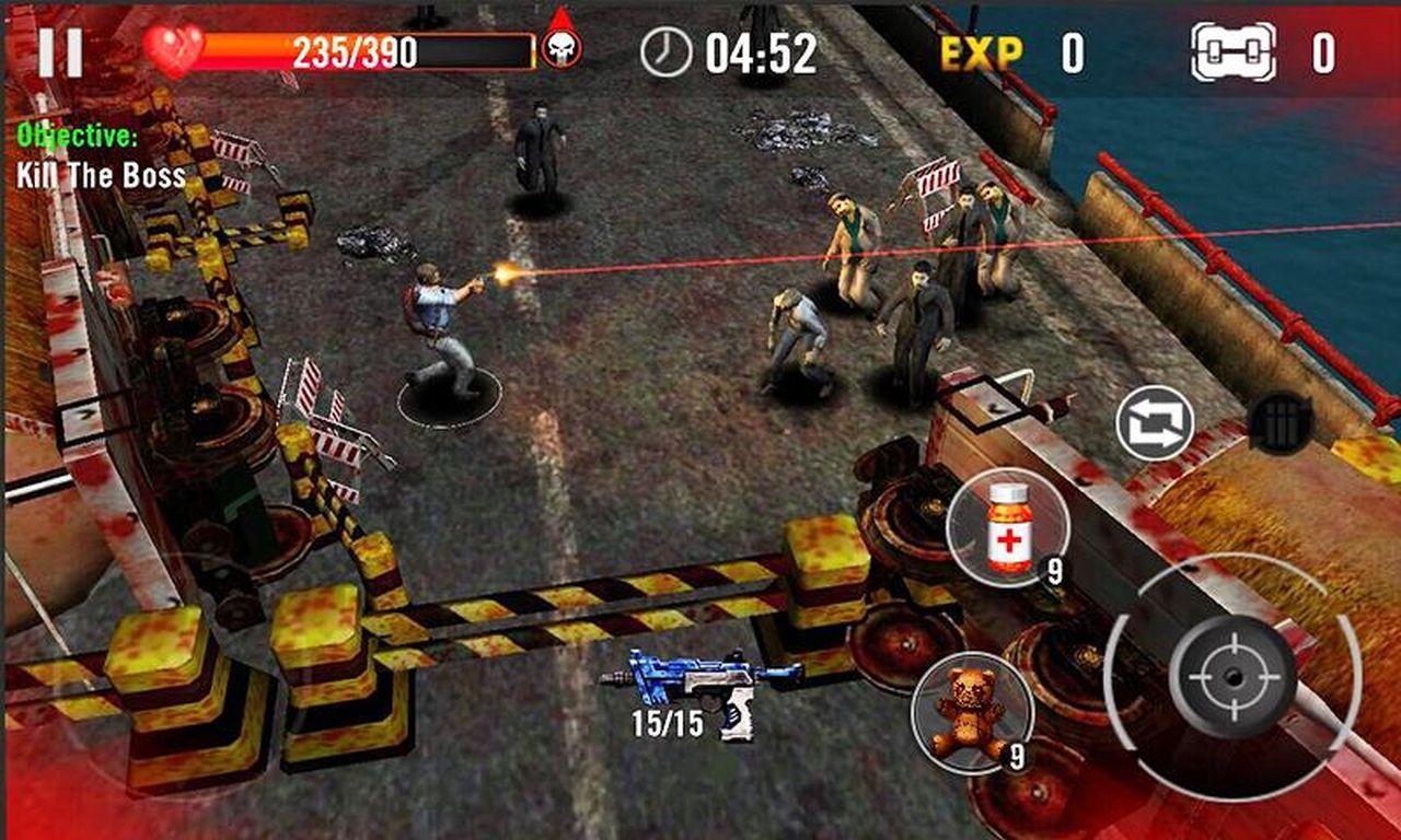 Zombie Overkill 3D APK Mod