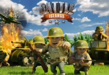 Battle Islands APK Mod