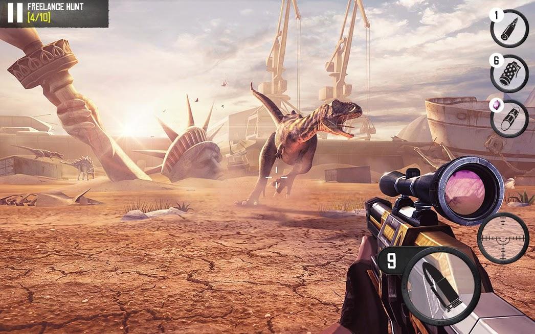 Best Sniper Shooting Hunter 3D APK Mod