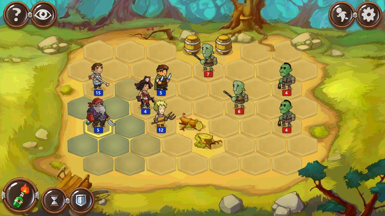 Braveland Battles APK Mod