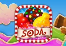 Candy Crush Soda Saga APK Mod