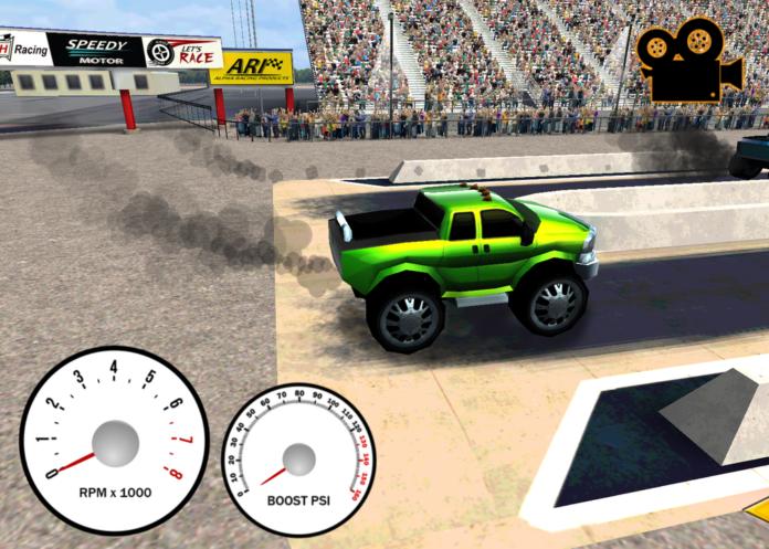 Diesel Drag Racing Pro APK Mod