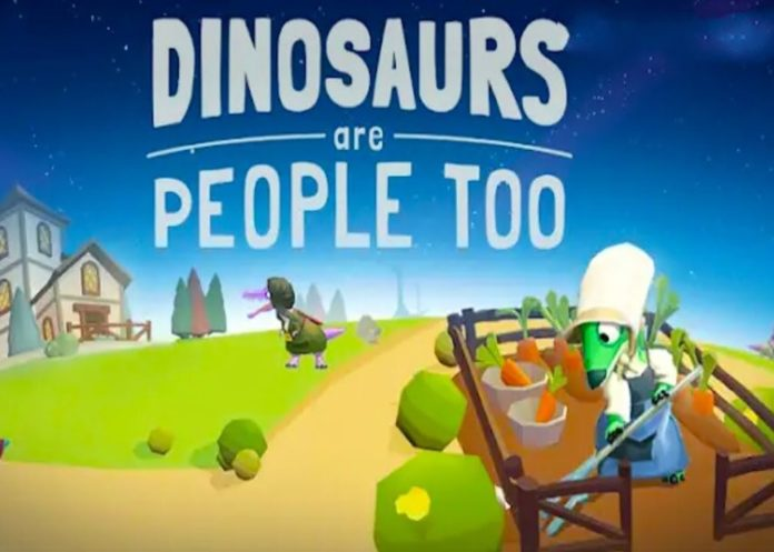 Dinosaurs Are People Too APK Mod