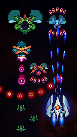 Falcon Squad Protectors Of The Galaxy APK Mod