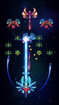 Falcon Squad Protectors Of The Galaxy APK Mod