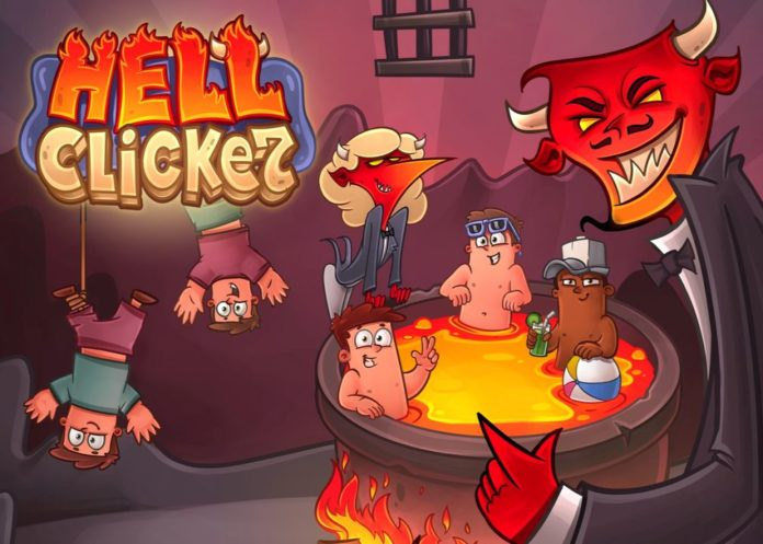 Farm and Click - Idle Hell Clicker APK Mod
