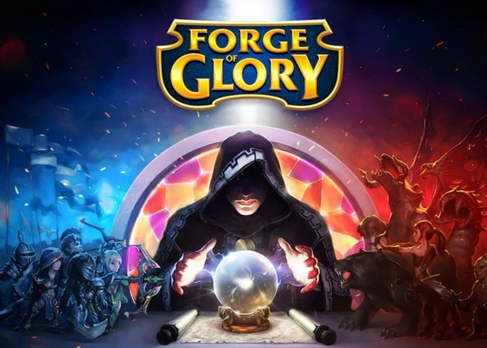 Forge of Glory APK Mod