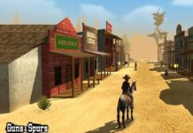 Guns and Spurs APK Mod