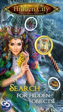 Hidden City Hidden Object Adventure APK Mod