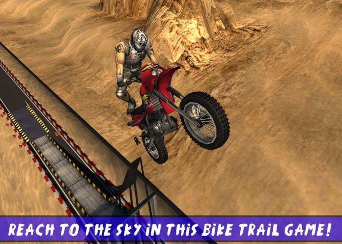 Hill Bike Galaxy Trail World 2 APK Mod