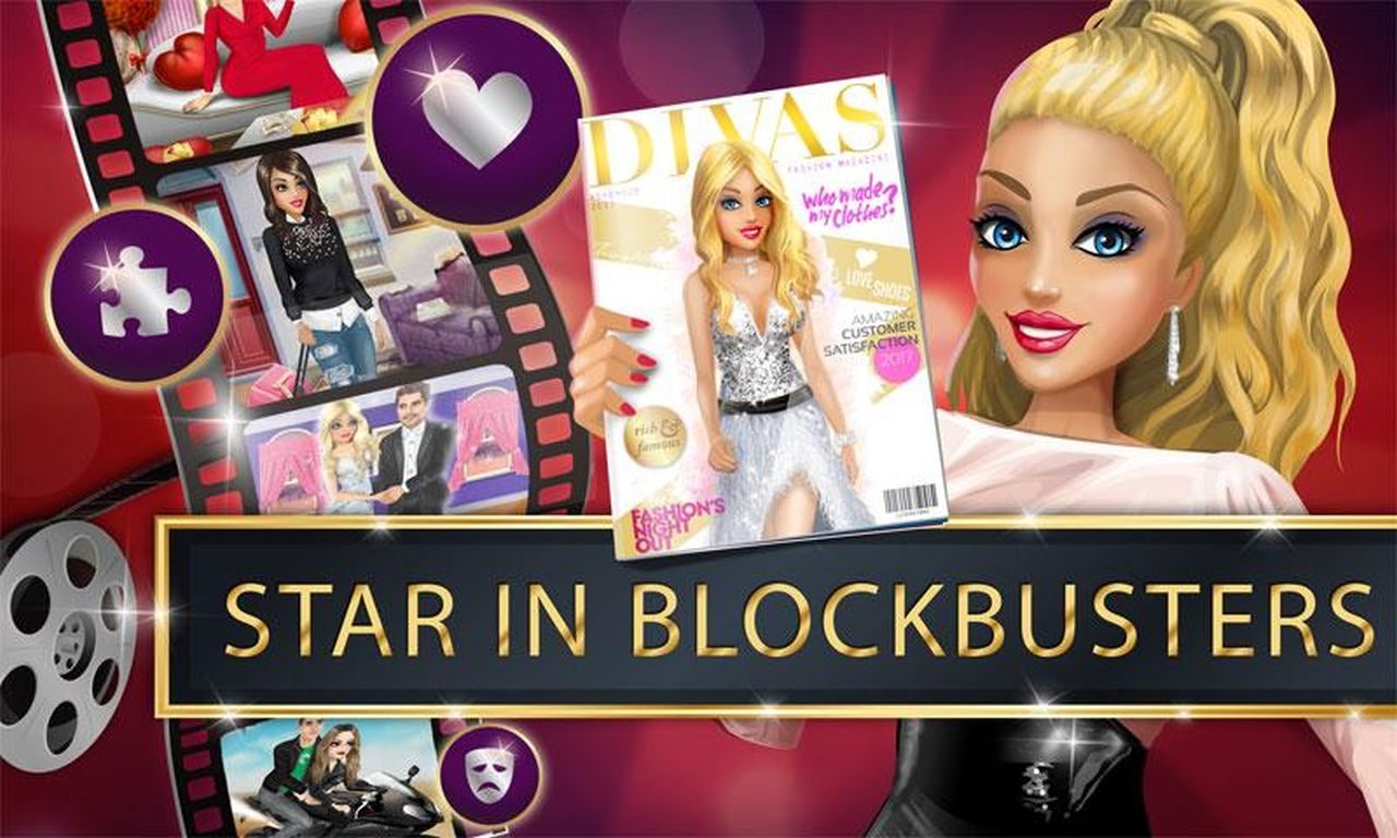 Hollywood Story APK Mod