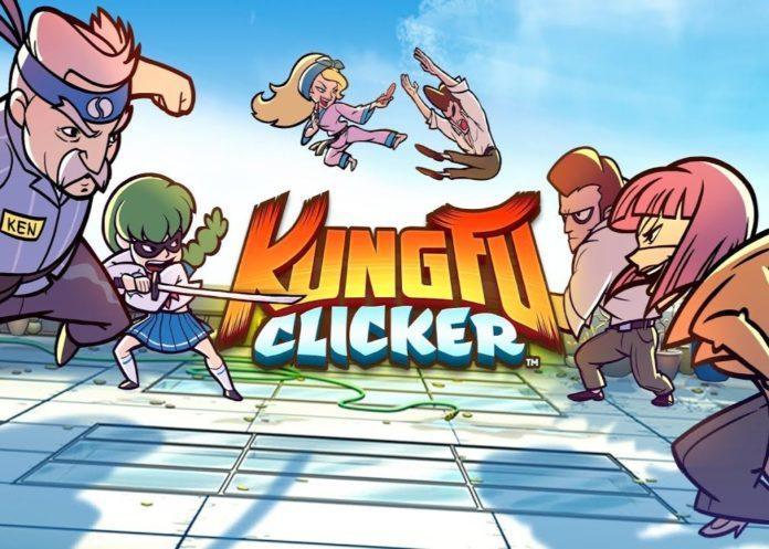 Kung Fu Clicker APK Mod
