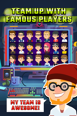 League of Gamers - Be an E-Sports Legend APK Mod