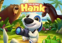My Talking Hank APK Mod