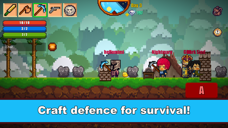 Pixel Survival Game 2 APK Mod