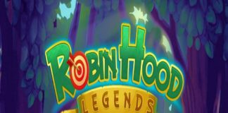 Robin Hood Legends – A Merge 3 Puzzle Game APK Mod