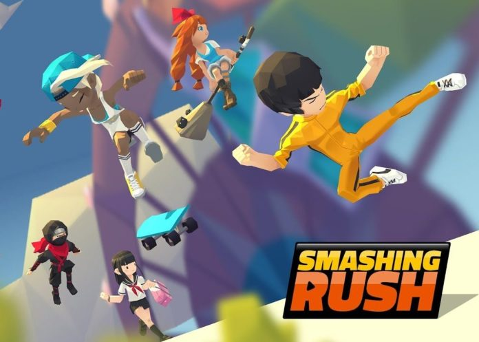 Smashing Rush APK Mod