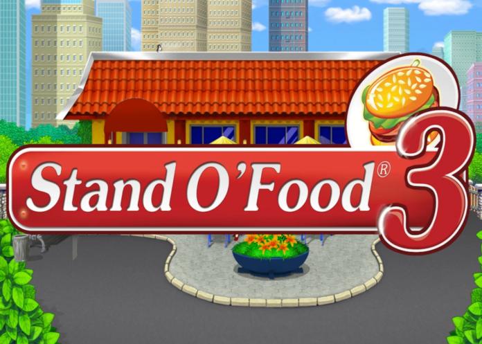 Stand O'Food 3 APK Mod