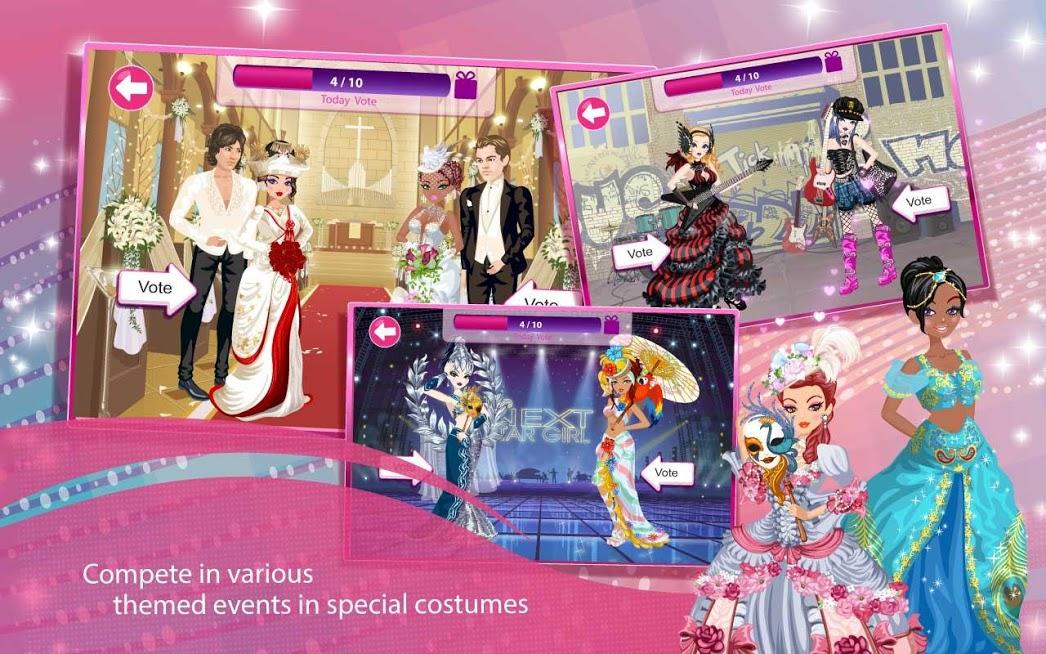 Star Girl Princess Gala APK Mod