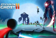 Stickman Ghost 2 Galaxy Wars APK Mod