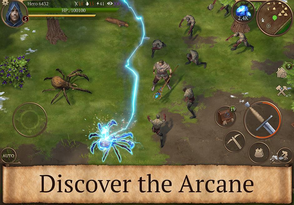 Stormfall Saga of Survival APK Mod