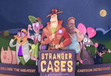 Stranger Cases A Mystery Escape APK Mod